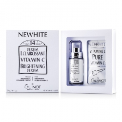Newhite Vitamin C Brightening Serum (Brightening Serum 23.5ml/0.8oz + Pure Vitamin C 1.5g/0.05oz)