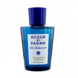Blu Mediterraneo Mandorlo Di Sicilia Pampering Shower Gel (New Packaging)