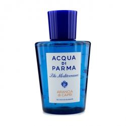 Blu Mediterraneo Bergamotto Di Calabria Exhilarating Shower Gel (New Packaging)