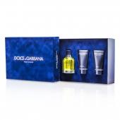 Pour Homme Coffret: Eau De Toilette Spray 75ml/2.5oz + After Shave Balm 50ml/1.6oz + Shower Gel 50ml/1.6oz