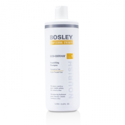 Professional Strength Bos Defense Nourishing Shampoo (For Normal to Fine Color-Treated Hair)