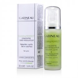 Clear & Perfect Sebo-Regulating Concentrate (For Oily/ Combination Skin)