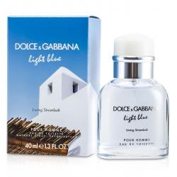 Light Blue Living In Stromboli Туалетная Вода Спрей