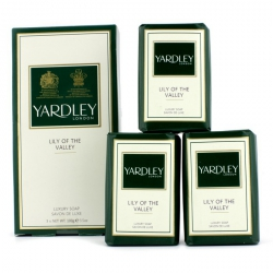 Lily Of The Valley Luxury Soap