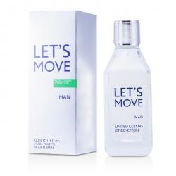Let's Move Eau De Toilette Spray