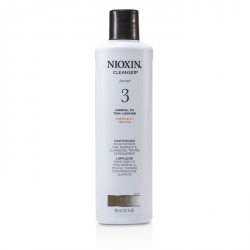 System 3 Cleanser For Fine Hair, Chemically Treated, Normal to Thin-Looking Hair
