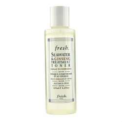 Seawater & Ginseng Treatment Toner - Normal to Combination