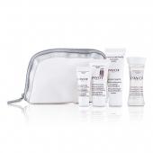 Absolute Pure White Kit: Lotion 30ml +  Mousse Clarte 25ml + Clarte Du Jour 15ml + Concentre Anti-soif Clarte 10ml