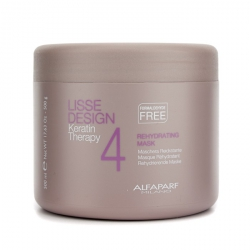 Lisse Design Keratin Therapy Rehydrating Mask (Salon Size)