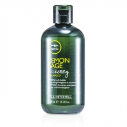 Tea Tree Lemon Sage Thickening Shampoo (Energizing Body Builder)