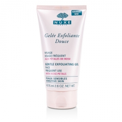 Gelee Exfoliante Douce Gentle Exfoliating Gel