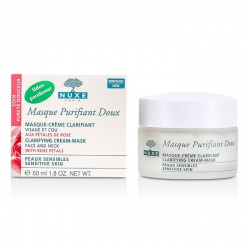 Masque Purifiant Doux Clarifying Cream-Mask (Sensitive Skin)
