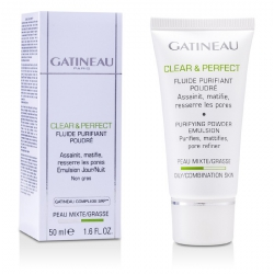 Clear & Perfect Purifying Powder Emulsion (For Oily/Combination Skin)