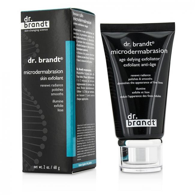 DR  Brandt Microdermabrasion Skin Exfoliant