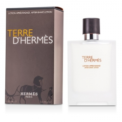 Terre D'Hermes After Shave Lotion