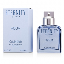 Eternity Aqua Eau De Toilette Spray