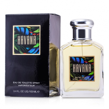 Havana Eau De Toilette Spray