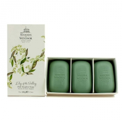 Lily Of The Valley Fine English Soap