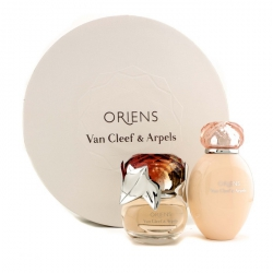 Oriens Coffret: Eau De Parfum Spray 50ml/1.7oz + Body Lotion 150ml/5oz (Round Box)