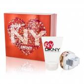 My NY The Heart Of The City Coffret: Eau De Parfum Spray 50ml/1.7oz + Body Lotion 100ml/3.4oz