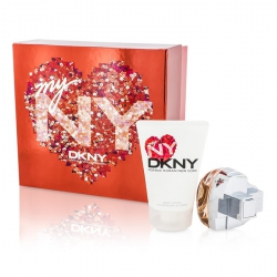 My NY The Heart Of The City Coffret: Eau De Parfum Spray 50ml/1.7oz + Body Lotion 100ml/3.4oz