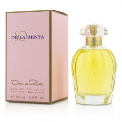 So De La Renta Eau De Toilette Spray