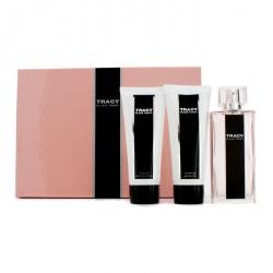 Tracy Coffret: Eau De Parfum Spray 75ml/2.5oz + Body Lotion 100ml/3.4oz + Shower Gel 100ml/3.4oz