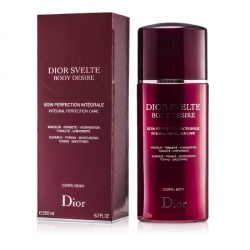 Dior Svelte Body Desire Integral Perfection Care