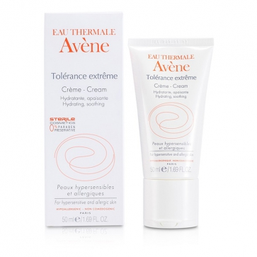 Tolerance Extreme Cream (For Hypersensitive and Allergic Skin)