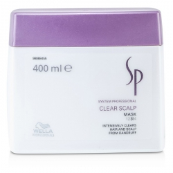 SP Clear Scalp Mask