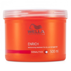 Enrich Moisturizing Treatment For Dry & Damaged Hair (Normal/ Thick)