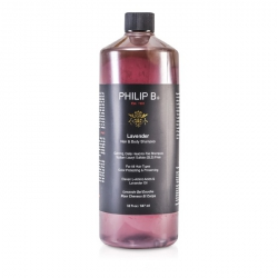 Lavender Hair & Body Shampoo (For All Hair Types, Color Protecting & Preserving)