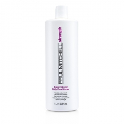 Strength Super Strong Daily Conditioner (Rebuilds and Protects)