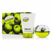 Be Delicious Coffret: Eau De Parfum Spray 50ml/1.7oz + Body Lotion 100ml/3.4oz