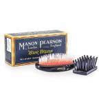 Nylon - универсальная нейлоновая щетка для волос среднего размера Military 1pc
