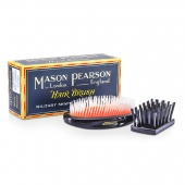 Nylon - Universal Military Nylon Medium Size Hair Brush