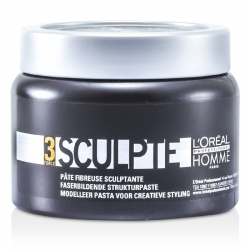 Professionnel Homme Sculpte - Sculpting Fibre Paste