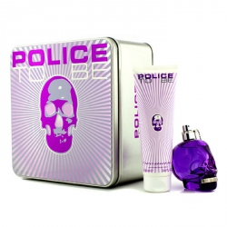 To Be Coffret: Eau De Parfum Spray 75ml/2.5oz + Body Lotion 100ml/3.4oz