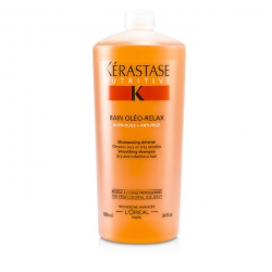 Nutritive Bain Oleo-Relax Shampoo ( Dry & Rebellious )