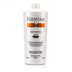 Kerastase Nutritive Bain Satin 2 Complete Nutrition Shampoo (For Dry & Sensitised Hair)