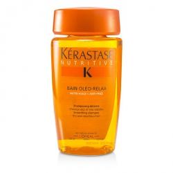 Kerastase Nutritive Bain Oleo-Relax Smoothing Shampoo (Dry & Re. Hair)