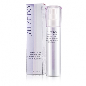 White Lucency Perfect Radiance Brightening Serum For Neck & Decolletage