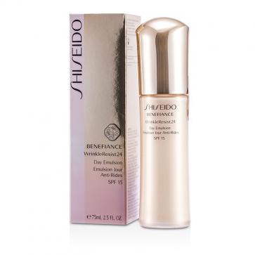 Benefiance WrinkleResist24 Day Emulsion SPF 15