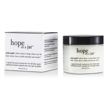 Hope In a Jar Увлажняющее Средство (для Всех Типов Кожи)