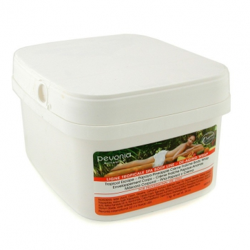Tropical Oasis - Mango Passion Fruit Yogurt Body Wrap (Salon Size)