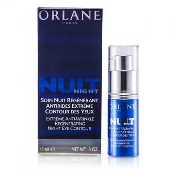 Ночное восстанавливающее средство для контура глаз против морщин Экстрим 15мл./0.5oz