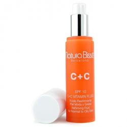 C+C Vitamin Fluid SPF 10