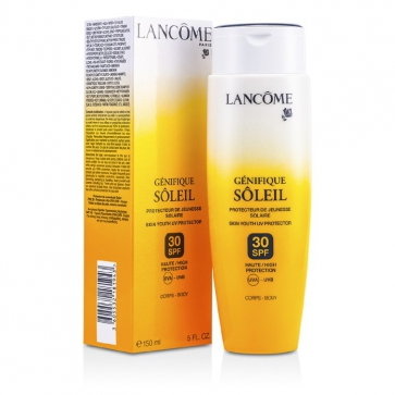 Genifique Soleil Skin Youth UV Protector SPF 30 UVA-UVB (For Body)