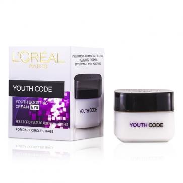 Dermo-Expertise Youth Code Rejuvenating Anti-Wrinkle Eye Cream