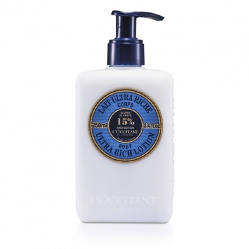 Shea Butter Ultra Rich Body Lotion